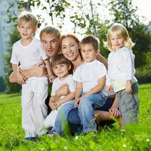 Как встать и затем посмотреть очередь на земельный участок для многодетной семьи