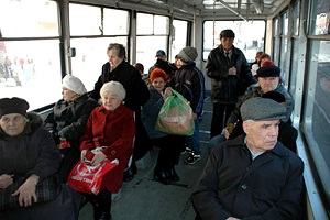 Категория не работающие пенсионеры