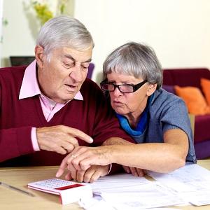 Ежемесячной денежной выплаты пенсионеру 1 группы