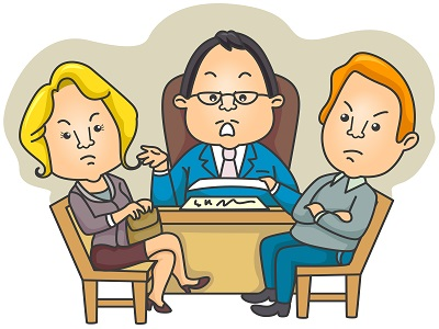 Процедура раздела имущества через суд при разводе