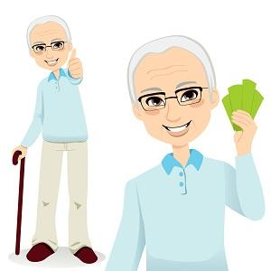 Возврат оплаты жкх вместе с пенсией