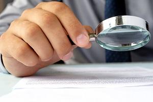 внимательное изучение документов