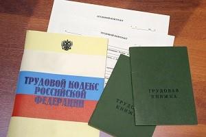 трудовой договор и трудовые книжки